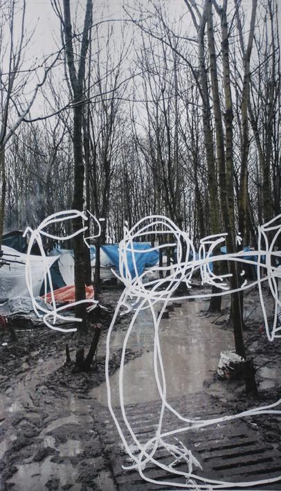 sculpting the void une proposition de Yona Friedman avec Le Fonds de Dotation Denise et Yona Friedman