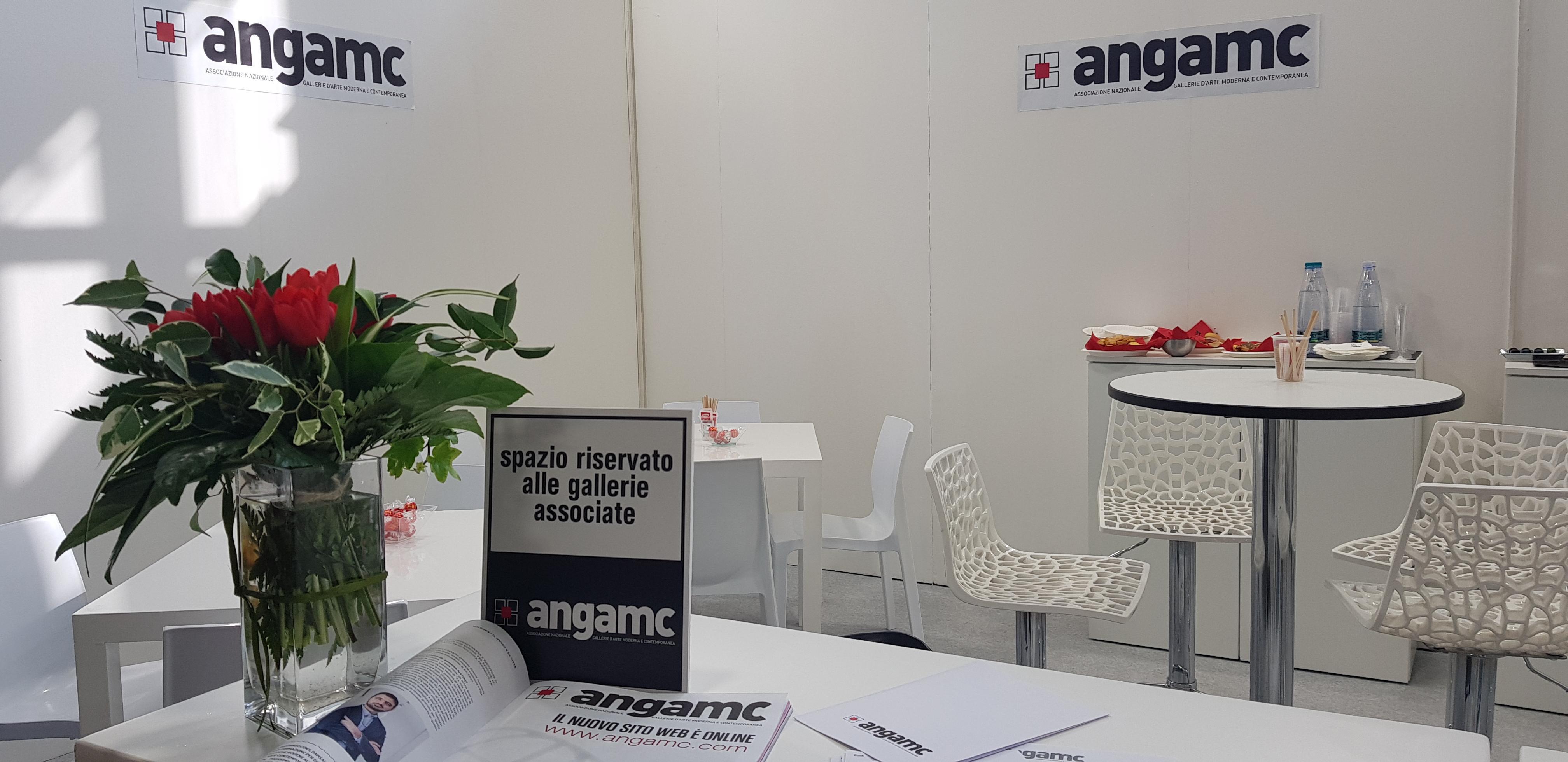 ANGAMC AD ARTE FIERA 2020