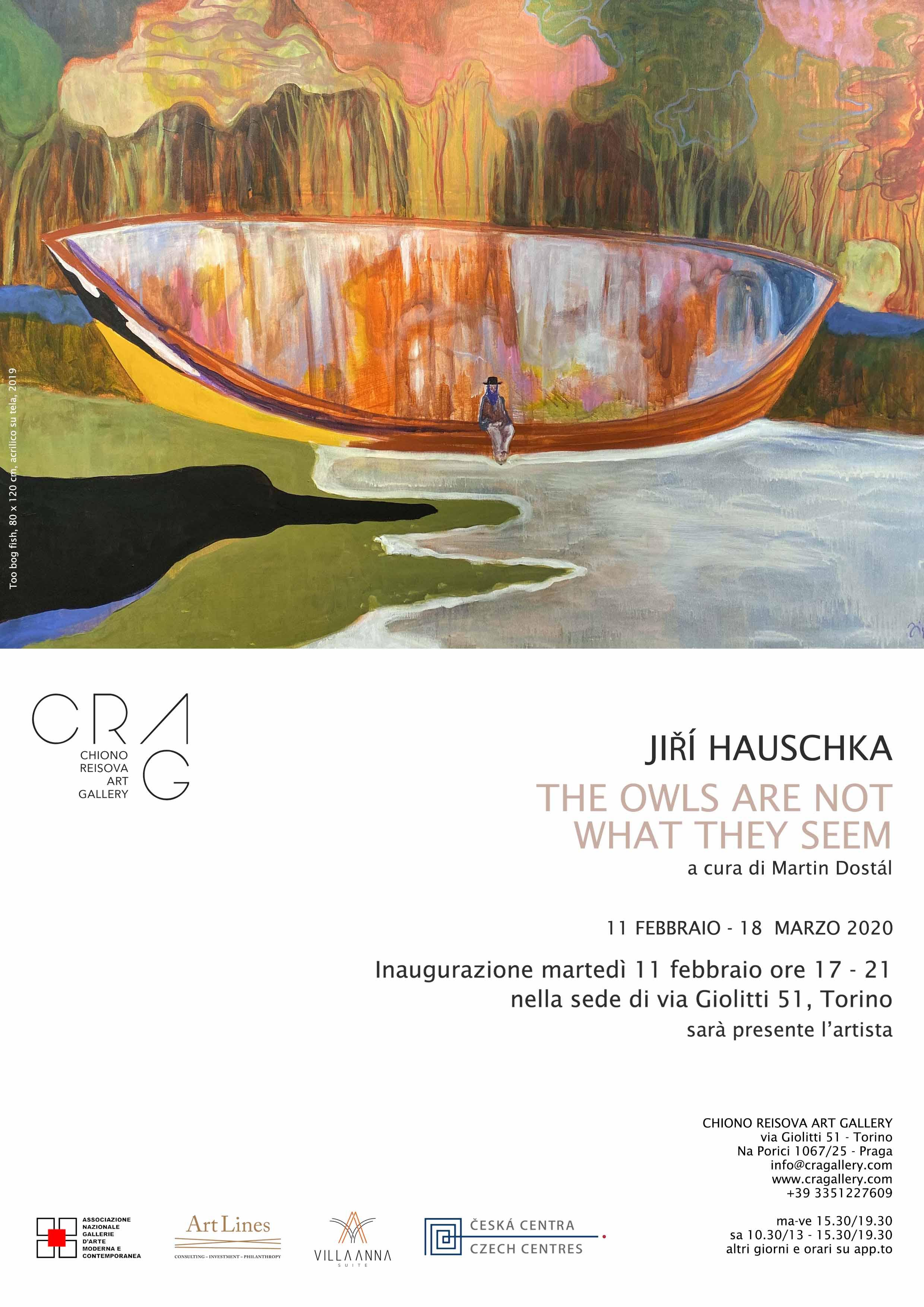 The owls are not what they seem - Jiri Hauschka - Torino