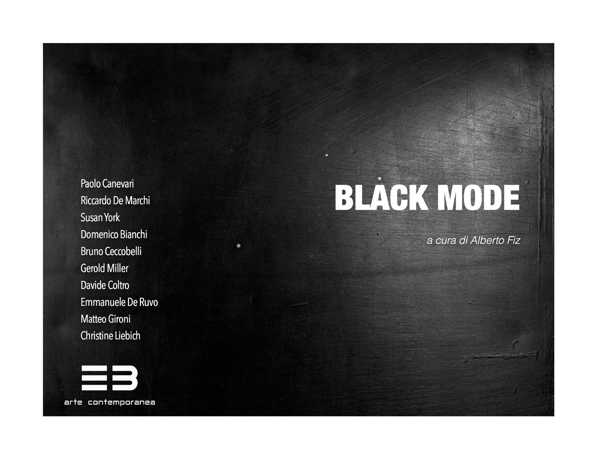 BLACK MODE