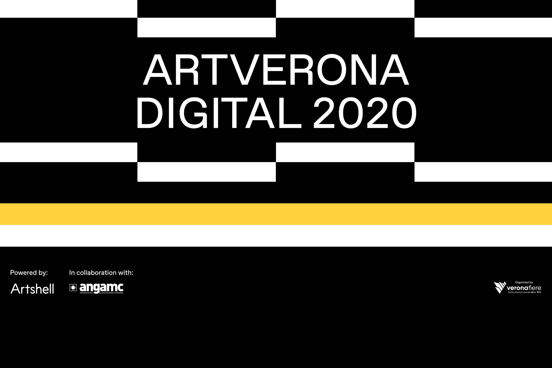 ARTVERONA RIPARTE DAL DIGITAL, INSIEME AD ANGAMC