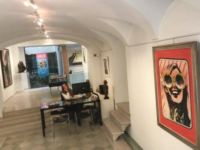 OLTRE LA POP ART. LA MEC-ART ITALIANA   Gianni Bertini, Bruno di Bello, Elio Mariani, Mimmo Rotella, Aldo Tagliaferro