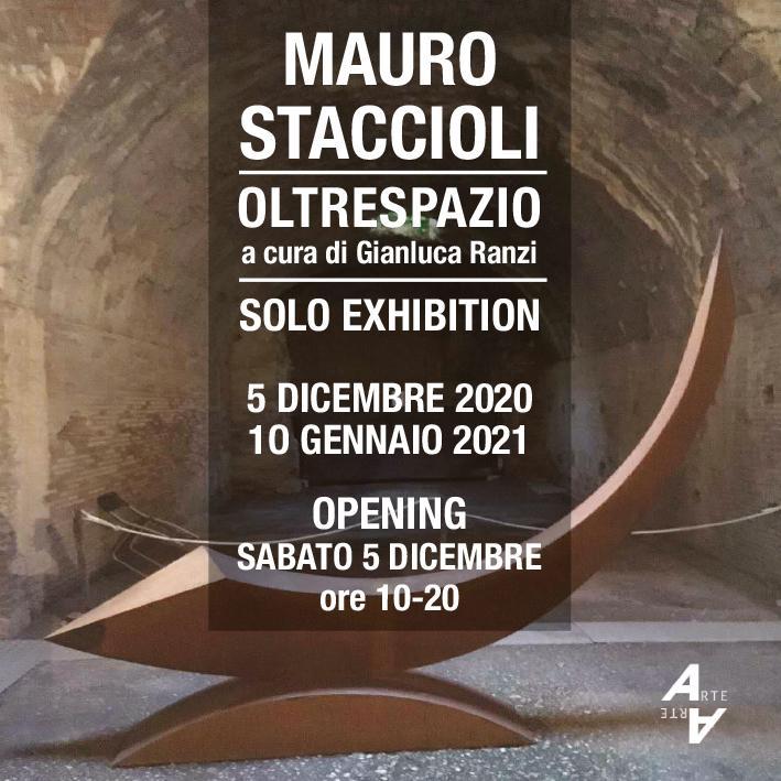 Mauro Staccioli. Oltrespazio