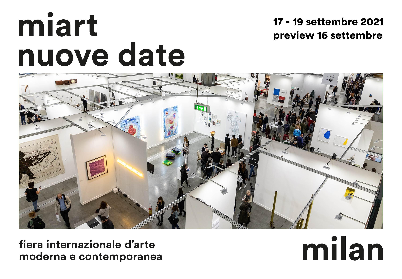 miart 2021: LE NUOVE DATE