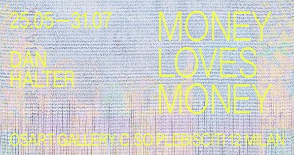 Dan Halter. Money Loves Money