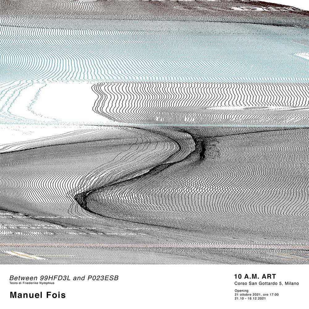 Manuel Fois. Between 99HFD3L and P023ESB