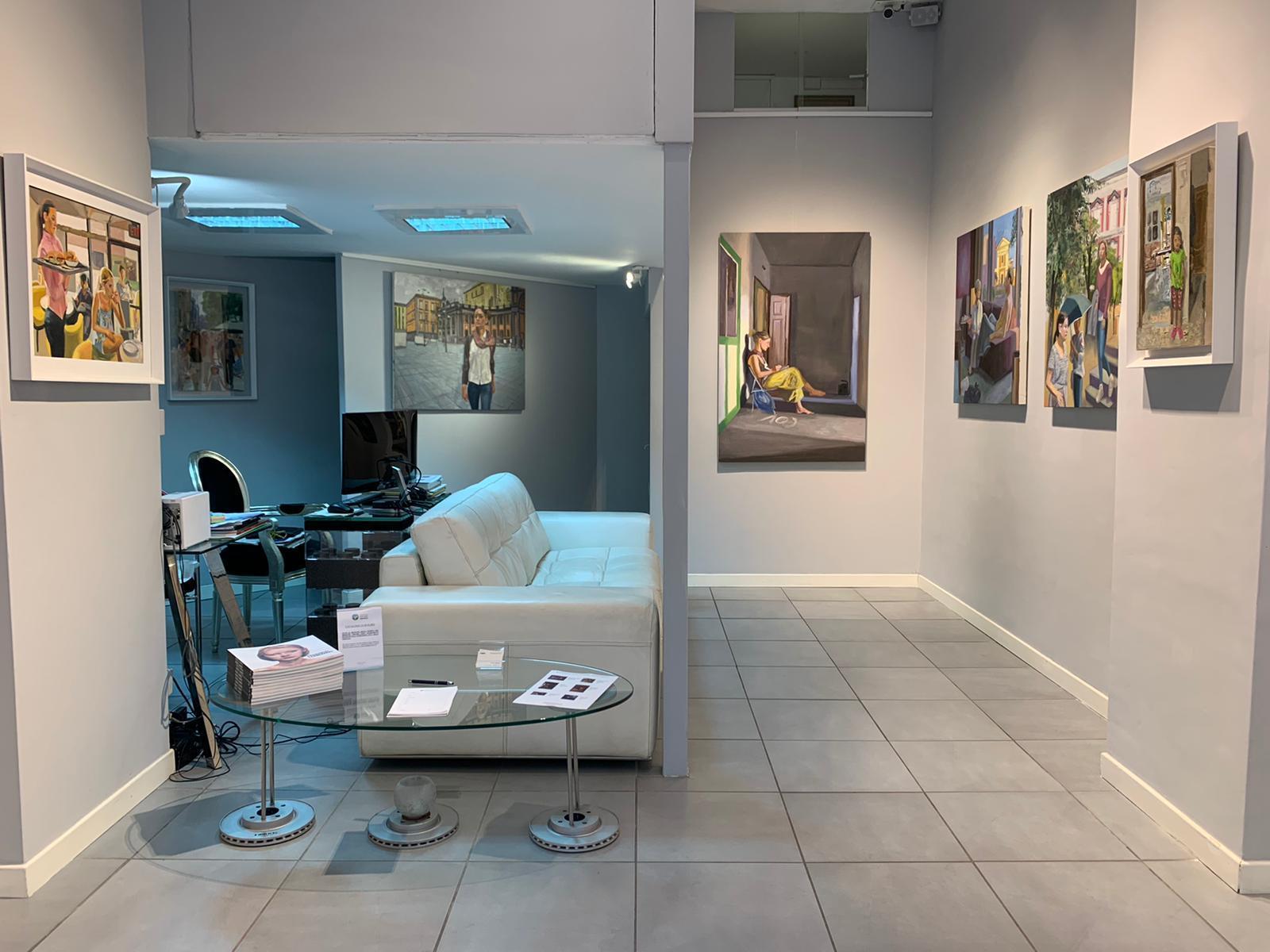 Trasversale: appuntamento a Napoli con il futuro dell'arte presso la Galleria Andrea Ingenito   sotto il matronato del Museo MADRE (Fondazione Donnaregina per le arti contemporanee 2020)