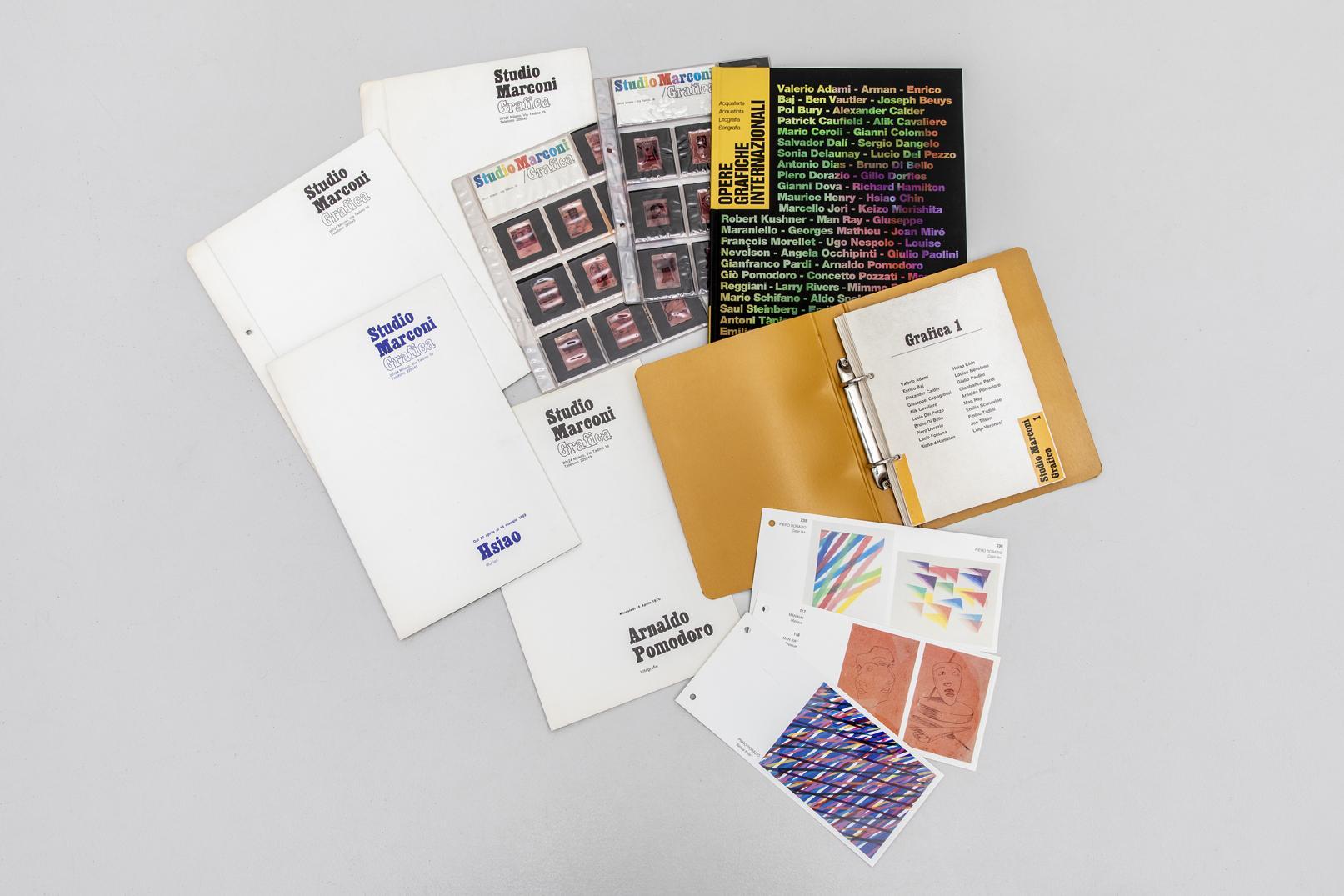 Arte moltiplicata. Grafiche, multipli, libri d'artista…