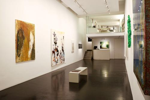 group show - artists of the gallery