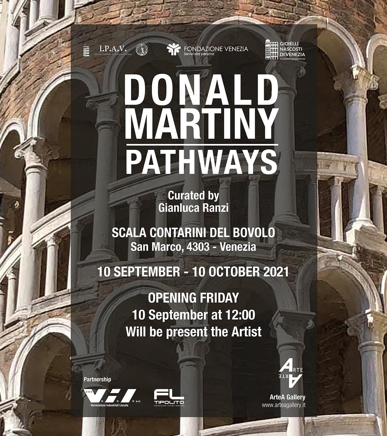 Donald Martiny. Pathways