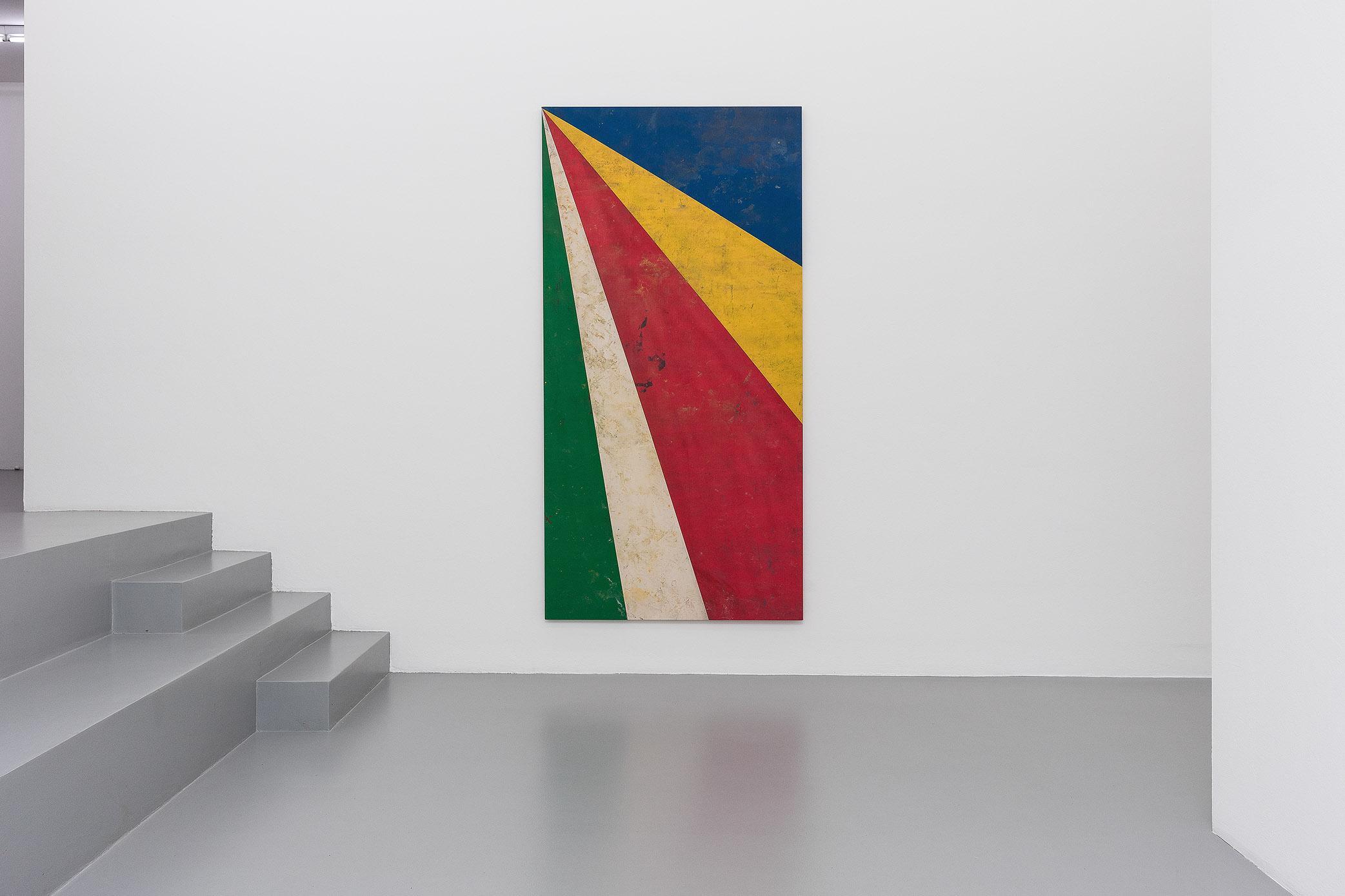 Fredrik Værslev - World Paintings